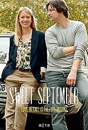 Süßer September Poster