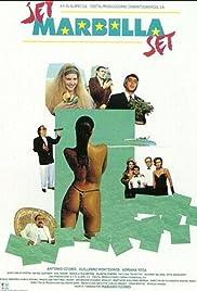 Jet Marbella Set Poster