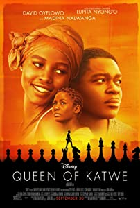 Dvd downloads free movie Queen of Katwe by [flv]