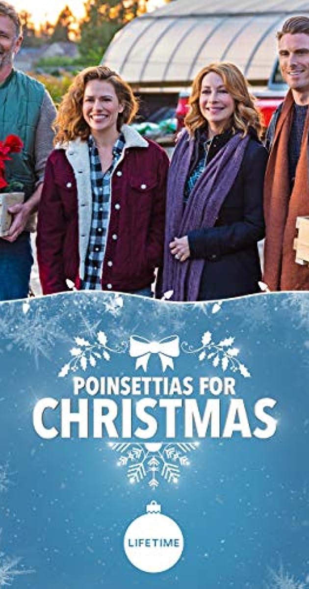 Poinsettias For Christmas Tv Movie 2018 Imdb