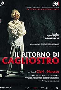 Primary photo for Il ritorno di Cagliostro