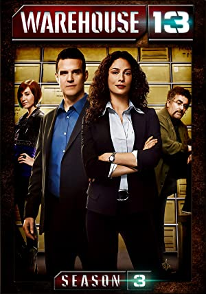 Armazém 13 (Warehouse 13) – Dublado / Legendado
