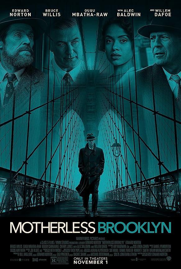 Motherless Brooklyn (2019) Hindi Dubbed