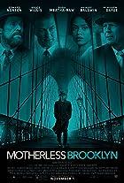Bruce Willis, Alec Baldwin, Willem Dafoe, Edward Norton, and Gugu Mbatha-Raw in Motherless Brooklyn (2019)
