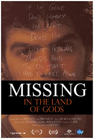 Where to stream Missing in the Land of Gods