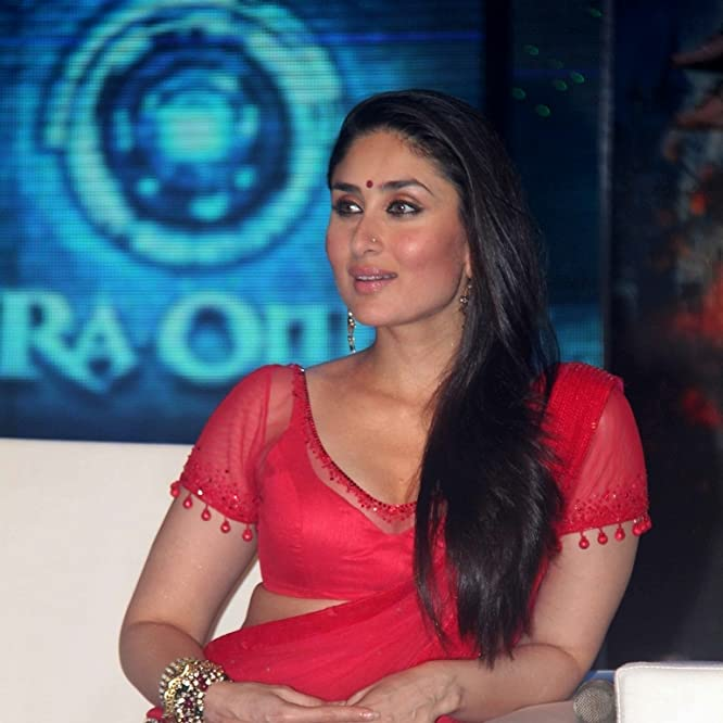 Kareena Kapoor at an event for Ra.One (2011)