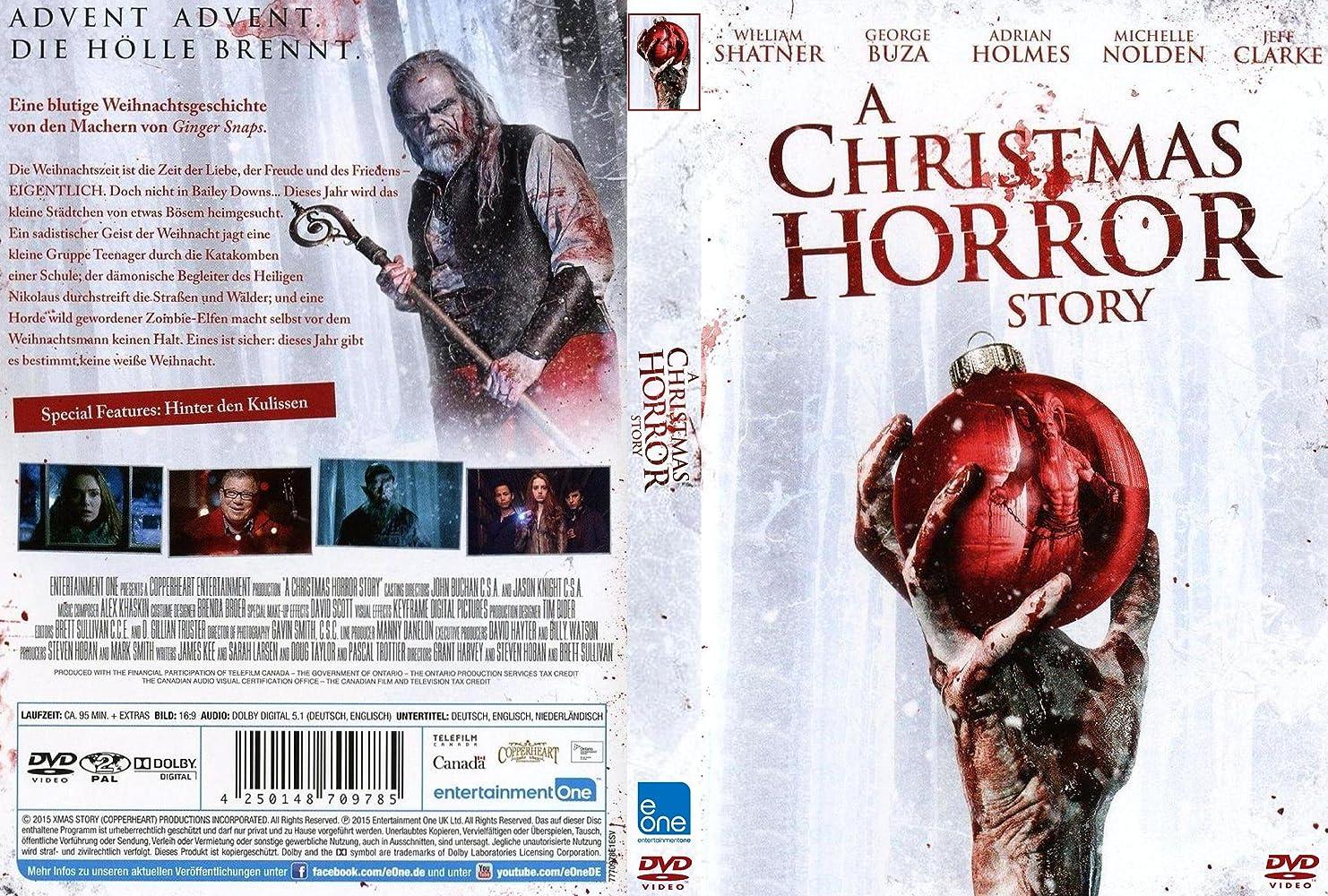A Christmas Horror Story 2015.A Christmas Horror Story 2015
