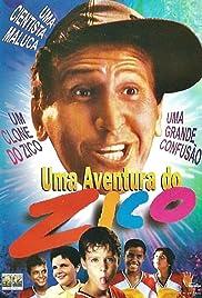 Uma Aventura do Zico Poster