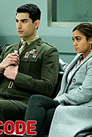 Raffi Barsoumian and Shazi Raja in The Code (2019)