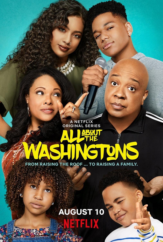 All About The Washingtons (TV Series 2018) - IMDb