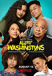All About The Washingtons Poster
