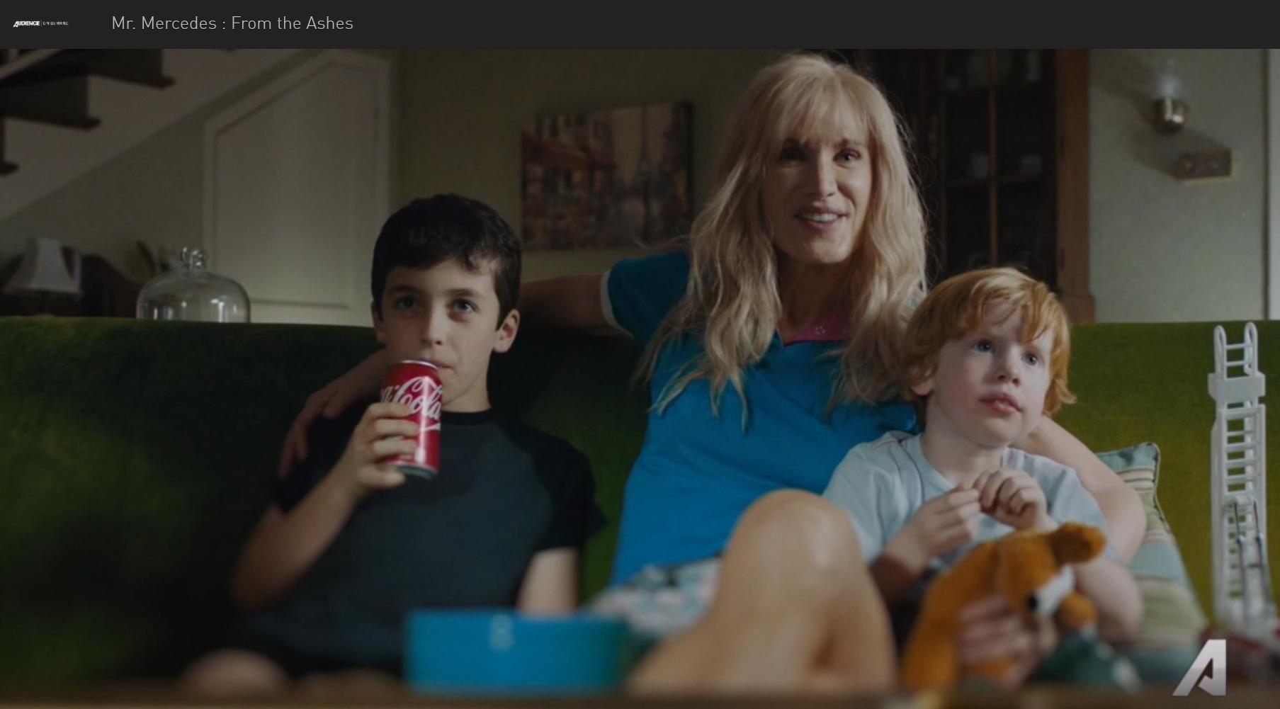 Mr.Mercedes (TV Series) w/ Kelly Lynch (Mom)