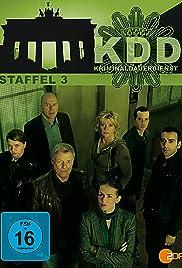 KDD - Kriminaldauerdienst Poster