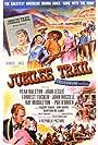 Joan Leslie, Vera Ralston, and Forrest Tucker in Jubilee Trail (1954)