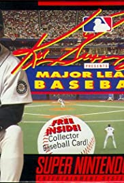 dee557f00e Ken Griffey Jr. Presents Major League Baseball (Video Game 1994) - IMDb