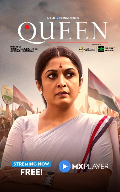 Queen 2019 Hindi Tam Tel S01 EP1-11 Web Series 720p
