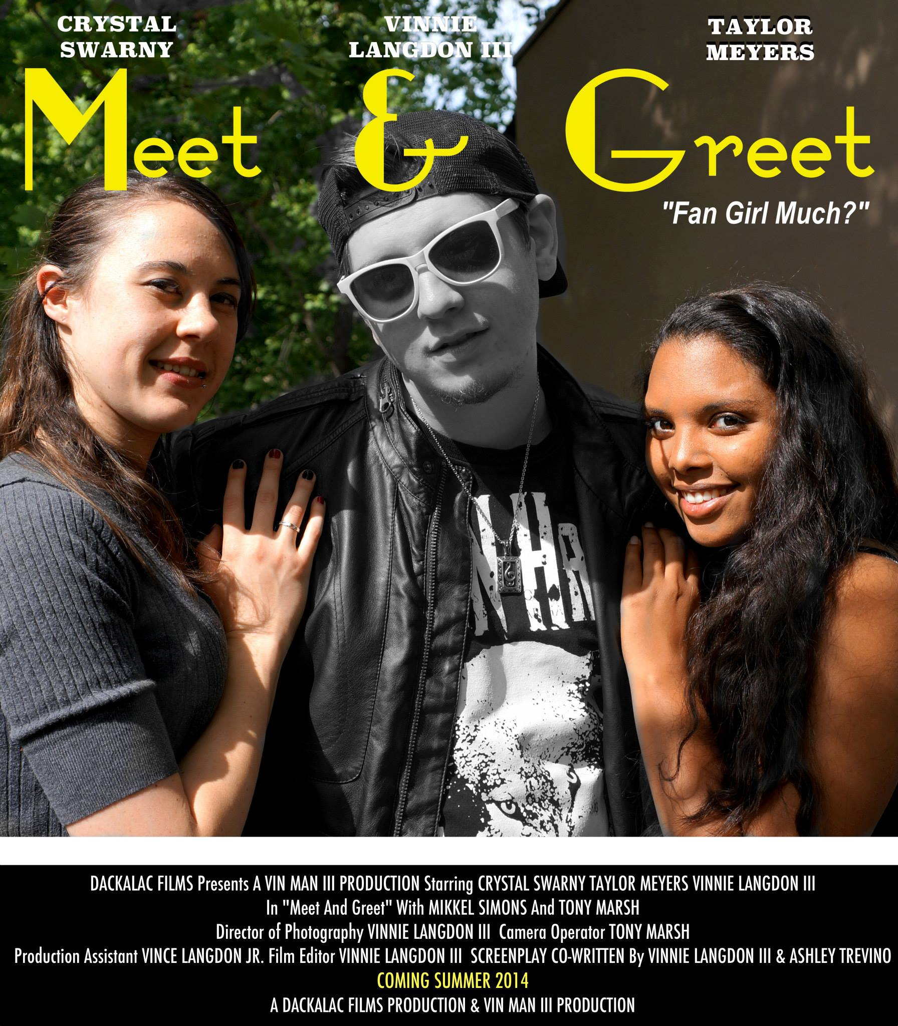 Meet And Greet 2014 Imdb