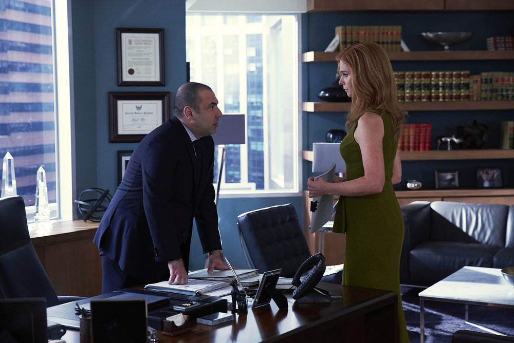 Suits, avocats sur mesure: Character and Fitness | Season 6 | Episode 16