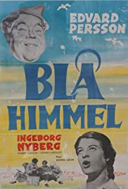 Blå himmel Poster
