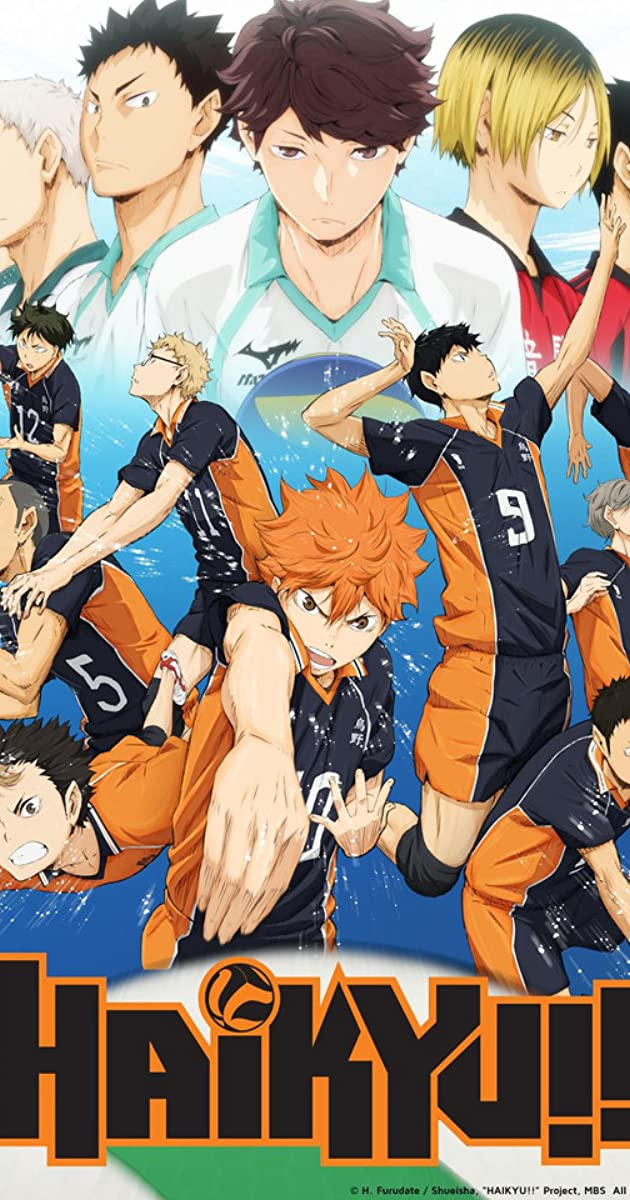 Haikyuu!! (TV Series 2014–2017) - IMDb
