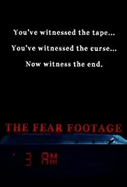The Fear Footage: 3AM Poster