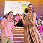 Carla Hall at an event for The Chew (2011)