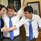 Mont Reve still - Marco (Mario Rivelli), Tommy (Tommaso Sacco) and Riccardo (Gianfranco Terrin)
