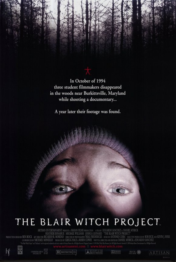 The Blair Witch Project (1999) 720p Eng WEB-DL