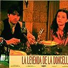 Achero Mañas and Marcela Walerstein in La leyenda de la doncella (1994)