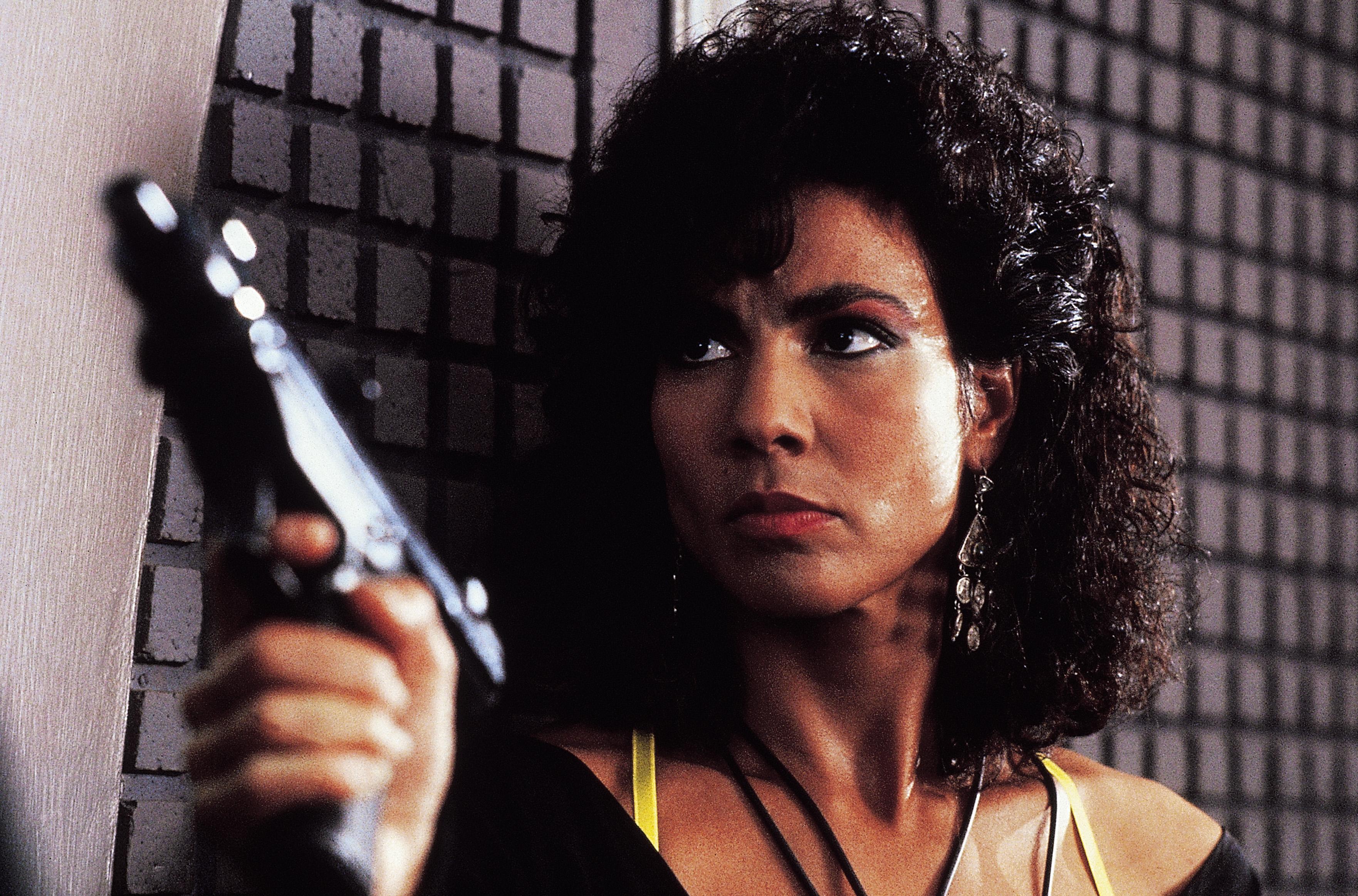 Rachel Ticotin in Total Recall (1990)