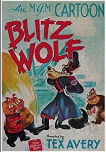 New hd movie trailers download Blitz Wolf by Tex Avery [1920x1080]