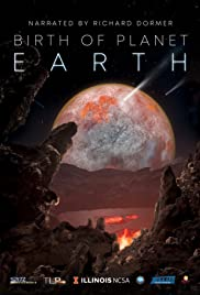 Birth of Planet Earth Poster