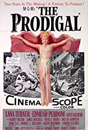The Prodigal (1955) Poster - Movie Forum, Cast, Reviews