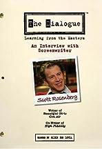The Dialogue: An Interview with Screenwriter Scott Rosenberg