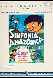 Sinfonia Amazônica Poster