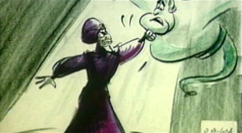 Jonathan Freeman in Aladdin (1992)