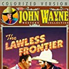 John Wayne, Yakima Canutt, and Sheila Terry in The Lawless Frontier (1934)