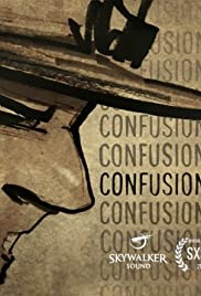 Confusion Through Sand Poster