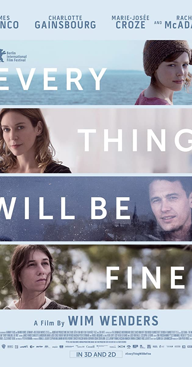 Subtitle of Every Thing Will Be Fine