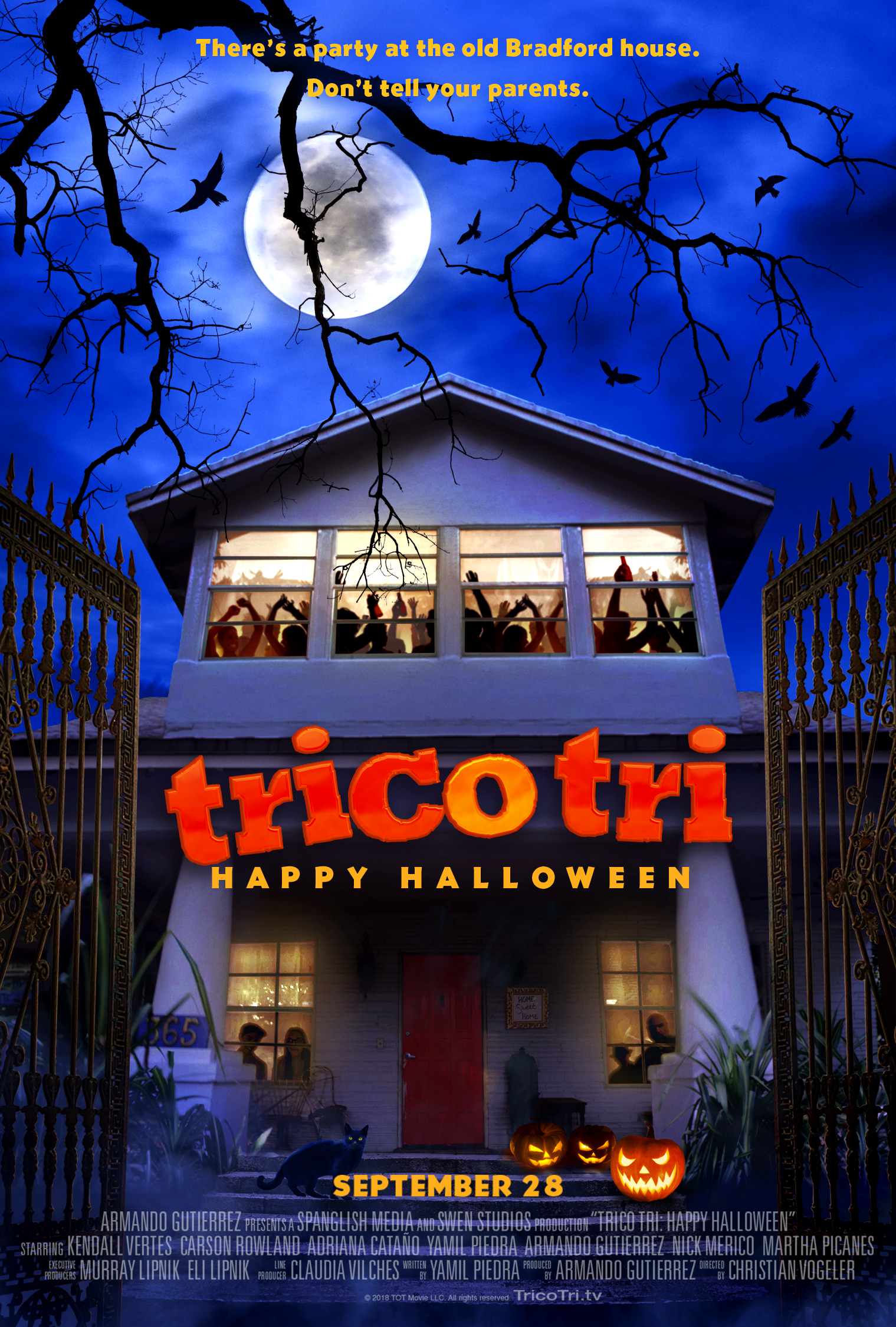 Image result for Trico Tri Happy Halloween