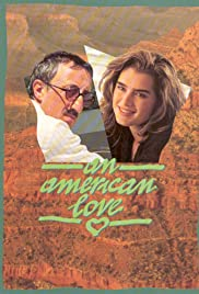 An American Love Poster