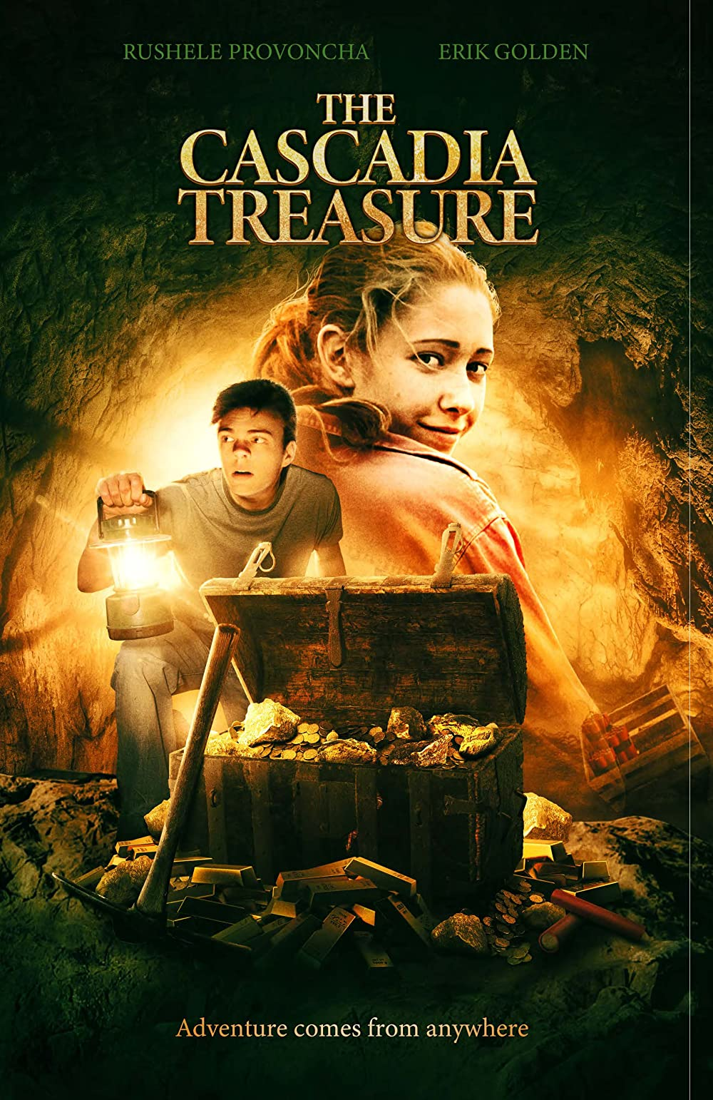 The Cascadia Treasure 2021 English 720p HDRip ESubs 800MB