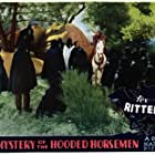 Charles King, Tex Ritter, and White Flash in The Mystery of the Hooded Horsemen (1937)