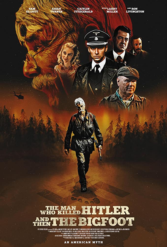 The Man Who Killed Hitler And Then The Bigfoot (2018) WEB-DL Direct Download Links