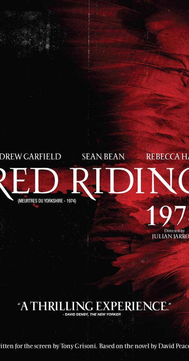 Subtitle of Red Riding: In the Year of Our Lord 1974