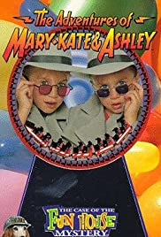 The Amazing Adventures of Mary-Kate & Ashley Poster