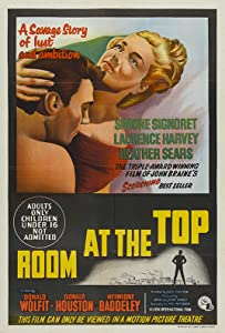 Room at the Top Tony Richardson