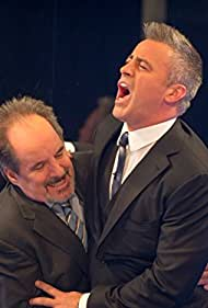 Matt LeBlanc and John Pankow in Episodes (2011)