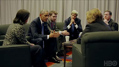 A chronicle of the Barack Obama administration's foreign policy team and the events of Obama's final year in office.