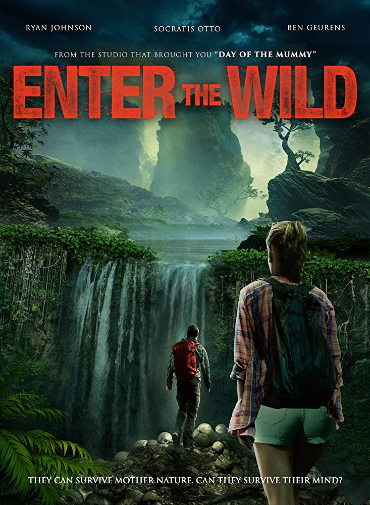 Enter The Wild (2018) English 720p HDRip x264 750MB ESubs